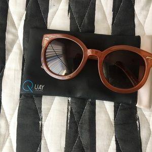 Quay Australia Oversized Sunglasses